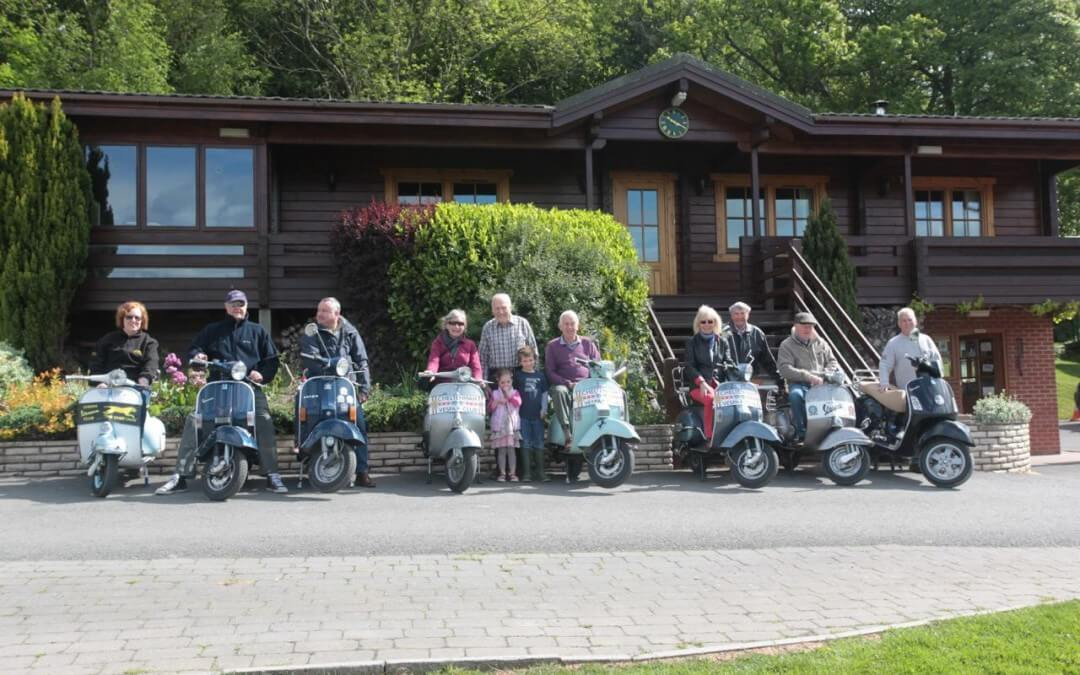 Vespa Rally – May 2015