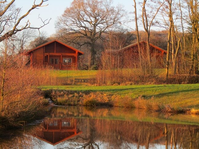 Autumn promotion – 20% off lodge holidays